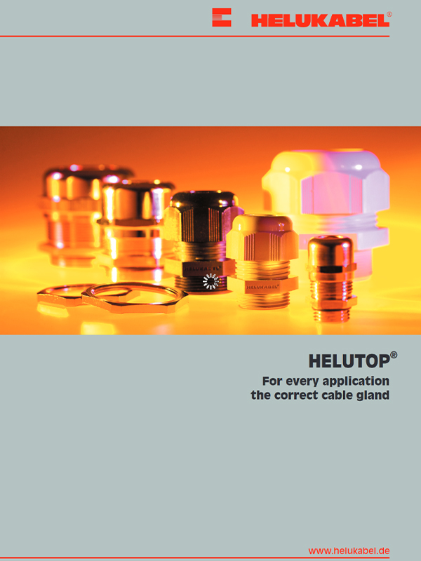 HELUTOP® For every application the correct cable gland