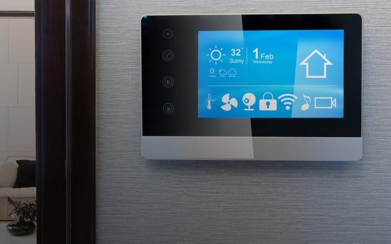 Smart Home Panel